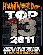 America's Best Haunted Houses 2011
